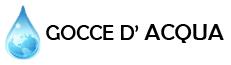 GOCCE D ACQUA